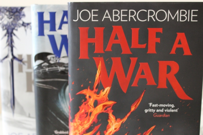 Shattered Sea, Joe Abercrombie, Half a War, Half the World, Half a King